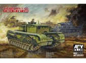 AFV Club 1/35 35253 Churchill 3 inch 20cwt Gun Carrier