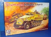 AFV Club 1/35 35278 German SdKfz 251/9 Ausf D Stummel