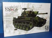AFV Club 1/35 35S82 NM116 Royal Norwegian Army