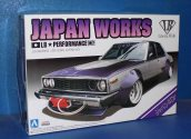 Aoshima 1/24 00980 Nissan Skyline LB Japan Works