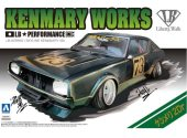 Aoshima 1/24 00981 Ken Mary Works Custom Nissan Skyline 2 Door