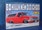 Aoshima 1/24 03279 80 Hilux New Old School