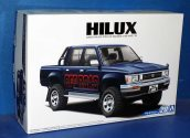 Aoshima 1/24 05228 Toyota Hilux Pick Up Double Cab