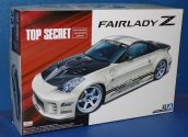 Aoshima 1/24 05364 Nissan Fairlady Z Top Secret Z33