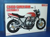Aoshima 1/12 05514 Honda CB400SF With Custom Parts