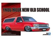 Aoshima 1/24 05700 Toyota YN89 Hilux New Old School 1995