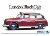 Aoshima 1/24 05967 FX-4 London Black Cab '68