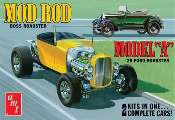 AMT 1/25 1002 1929 Ford Model A Roadster