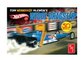 AMT 1/25 1069 Tom Mongoose McEwen Fantasy Wedge Dragster