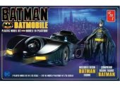 AMT 1/25 1107 Batman 1989 Batmobile w/ Resin Batman Figure
