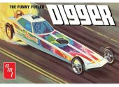 AMT 1/25 1154 Digger Dragster The Funny Fueler