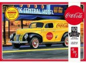 AMT 1/25 1161 Coca-Cola 1940 Ford Sedan Delivery