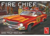 AMT 1/25 1162 Fire Chief 1971 Chevy Impala