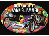 AMT 1/25 1163 Don Garlits Wynns Jammer Dragster