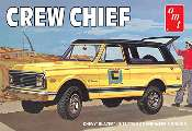 AMT 1/25 897 Chevy Blazer Crew Chief