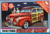 AMT 1/25 906 1941 Ford Custom Woody