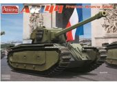 Amusing Hobby 1/35 35A025 ARL44 French Heavy Tank