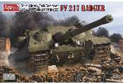 Amusing Hobby 1/35 35A034 FV 217 Badger