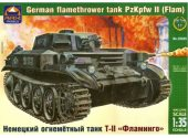 Ark Models 1/35 35029 German Flamethrower Tank PzKpfw II