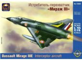 Ark Models 1/72 72030 Mirage IIIE