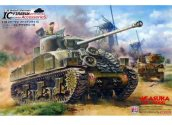 Asuka 1/35 35028 British Sherman IC Firefly