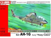 AZ Models 1/72 7416 Bell AH-1G Huey Cobra Early Version