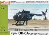 AZ Models 1/72 7427 Hughes OH-6A Cayuse International