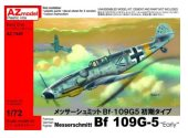 AZ Models 1/72 7445 Messerschmitt Bf-109G-5 Early Version