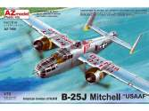 AZ Models 1/72 7586 North-American B-25J Mitchell USAAF