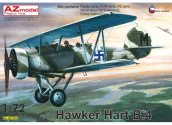 AZ Models 1/72 7619 Hawker Hart B.4 (Finland, Sweden, UK)