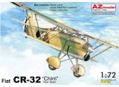AZ Models 1/72 7621 Fiat CR-32 Chirri Over Spain