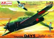 AZ Models 1/72 7631 Yokosuka D4Y5 Judy 'Night Fighter'