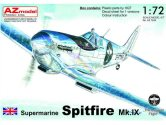 AZ Models 1/72 7634 Supermarine Spitfire Mk.IX The Longest Flight