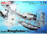 "AZ Models 1/72 7635 Vought Kingfisher Mk.I ""RAF & RAAF"" Floatplane"