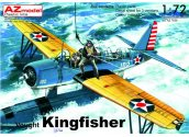 AZ Models 1/72 7636 Vought Kingfisher US Navy Floatplane