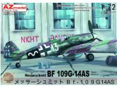 AZ Models 1/72 7642 Messerschmitt Bf-109G-14AS 'Reich Defence'