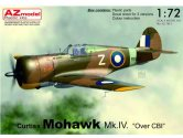 AZ Models 1/72 7643 Mohawk Mk.IV 'Over CBI' (with new fuselage)