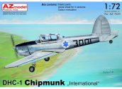AZ Models 1/72 7649 DHC-1 Chipmunk International Decals for Saudi Arabia, Sri Lanka and Israel
