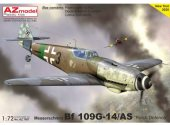 AZ Models 1/72 7657 Messerschmitt Bf-109G-14/AS 'Reich Defence'