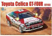 Beemax 1/24 24006 Toyota Celica ST-165 GT-Four 1990 Safari Rally Ver.