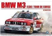 Beemax 1/24 24016 BMW M3 (E3) Tour de Corse 1989 Rally Version
