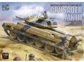 Border Models 1/35 BT-012 Crusader Mk.III British Cruiser Tank