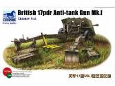 Bronco 1/35 35024 British 17pdr Anti-tank gun Mk.I