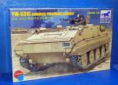 Bronco 1/35 35082 YW-531C Armored Personnel Carrier