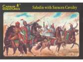 Caesar Miniatures 1/72 018 Saladin with Saracen Cavalry