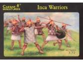 Caesar Miniatures - Inca Warriors 1/72 026