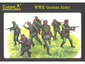 Caesar Miniatures 1/72 037 WWII German Army
