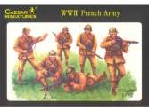 Caesar Miniatures 1/72 038 WWII French Army