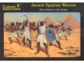 Caesar Miniatures 1/72 047 Ancient Egyptian Warriors - Heavy Infantry with Archers