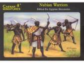 Caesar Miniatures - Nubian Warriors 1/72 049